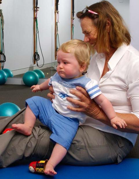 Paediatric pysiotherapy